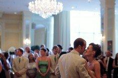 Rachel Chad Dance Kiss
