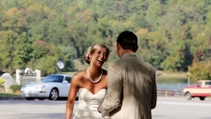 Lake Lure Wedding Video