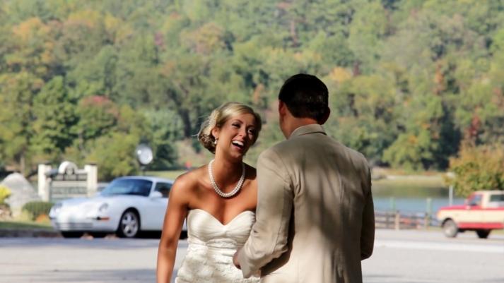 Lake Lure Wedding Video
