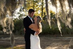Spanish Moss Bride Groom