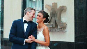 21c Bride and Groom Love